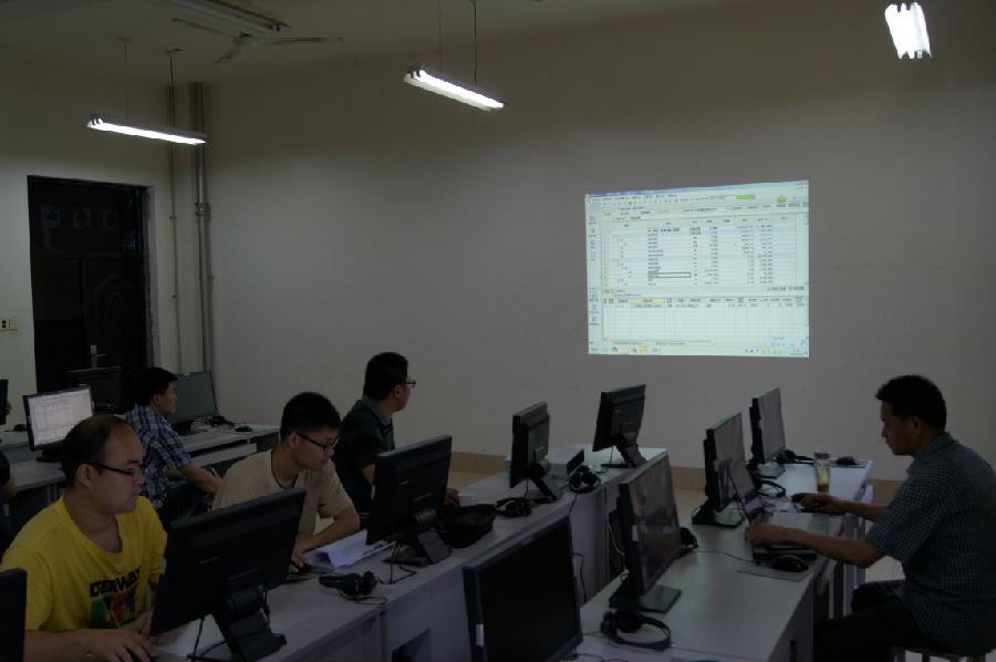 热烈祝贺我司与山东理工大学软件赠送及教学培训圆满成功图片